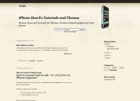 howto-themes-for-iphones.blogspot.com
