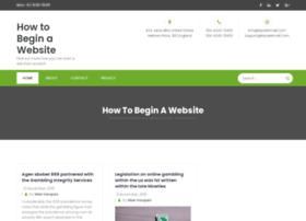 howtobeginawebsite.com