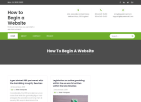 howtobeginawebsite.com