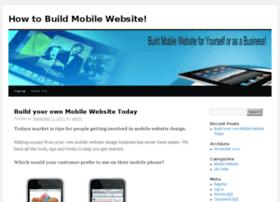 howtobuildmobilewebsite.com