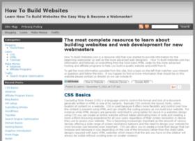howtobuildwebsites.com