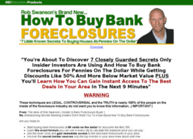 howtobuybankforeclosures.com