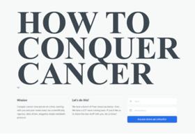 howtoconquercancer.com