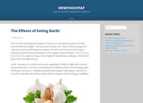 howtocutfat.wordpress.com