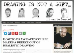 howtodrawrealfaces.com