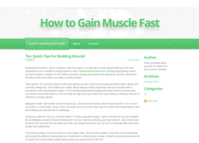 howtogainmuscles.weebly.com