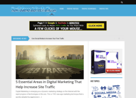 howtogeneratefreetraffic.com
