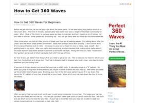 howtoget360waves.com
