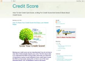 howtogetcreditcardscore.blogspot.com