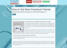 howtogetmorefacebookfriends.angelfire.com