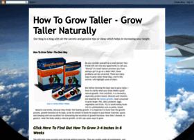 howtogrow-taller.blogspot.in