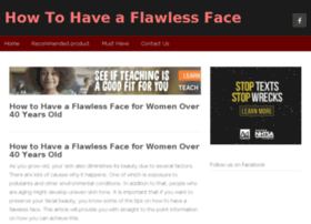 howtohaveaflawlessface.com