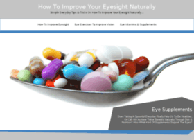 howtoimproveyoureyesightnaturally.com