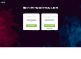 howtoincreaserevenue.com