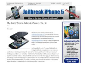 howtojailbreakiphone5s.com