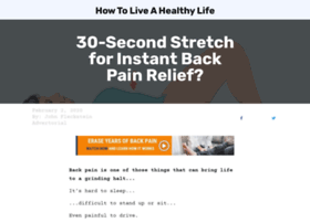 howtoliveahealthylife.org