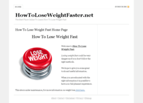 howtoloseweightfaster.net