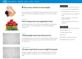 howtoloseweighthealthy.com