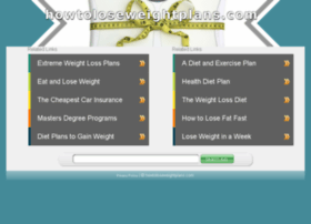 howtoloseweightplans.com