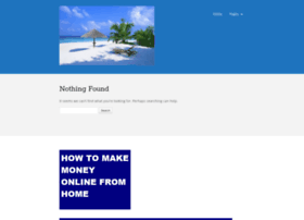 howtomakemoneyonlinefromhome.info