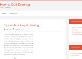 howtoquitdrinking.org