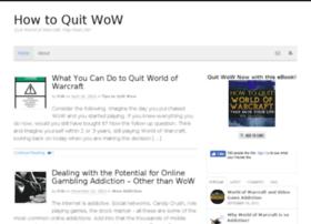 howtoquitwow.com