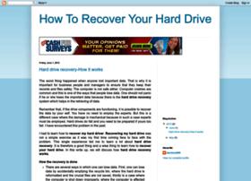 howtorecoveryourharddrive.blogspot.com