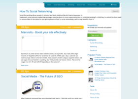howtosocialnetworking.blogspot.com