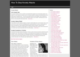 howtostopanxietyattacks.com