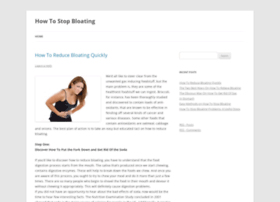 howtostopbloating.wordpress.com