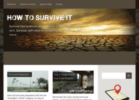 howtosurviveit.com