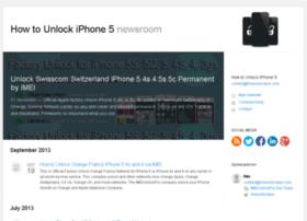 howtounlockiphone5.pressdoc.com