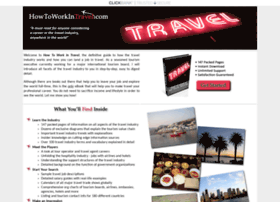 howtoworkintravel.com