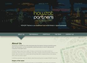howzatpartners.com