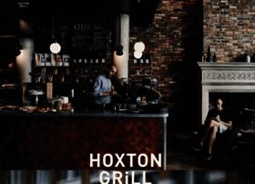 hoxtongrill.com