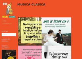 hoymusicaclasica.com