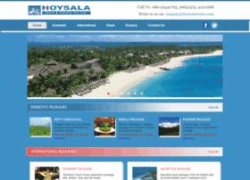 hoysalatours.com