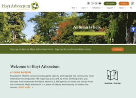 hoytarboretum.org