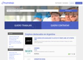 hoytrabajo.com.ar