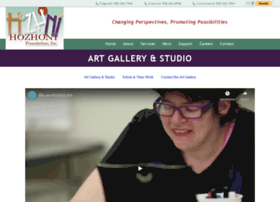 hozhoniartists.org