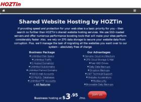 hoztin.com