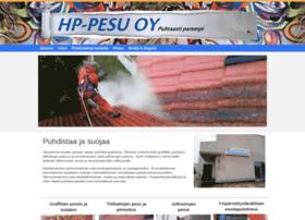 hp-pesu.fi