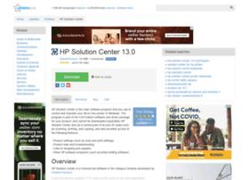 hp-solution-center.updatestar.com