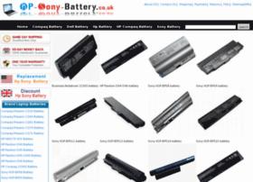 hp-sony-battery.co.uk