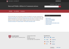 hpac.harvard.edu