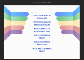 hpainsurance.com