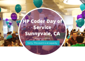 hpcoderdaysunnyvale2015.splashthat.com