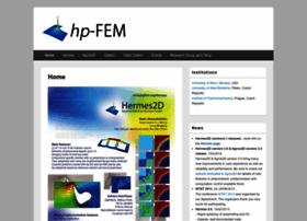 hpfem.org