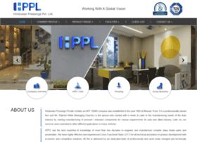 hpplindia.com