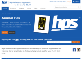 hpsupplements.com.au